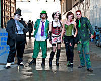 2013 World Record Breaking Zombie Walk (9,592) - Asbury Park, NJ