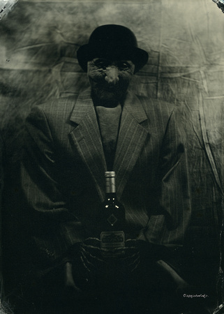 wet plate collodion, portraits, still life, tintypes